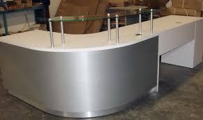 Curved Reception Desk Curved Reception Desk Dimensions Home Design Ideas