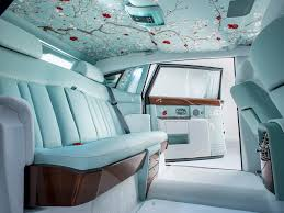 roll royce car inside the 7 most luxurious car interiors photos business insider