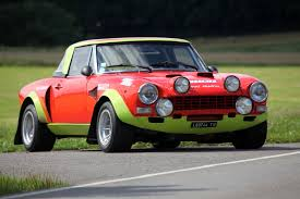 fiat spider 1981 fiat 124 abarth group 4 for sale