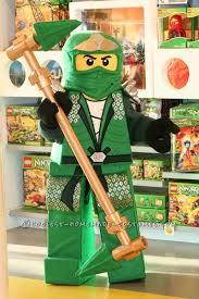 Lego Halloween Costumes Coolest Lego Ninjago Homemade Halloween Costume Homemade