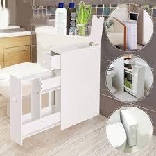 Bathroom Floor Cabinet Bathroom Furniture Storage Alluring Decor Costway Narrow Wood