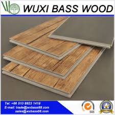 china glue free install wpc vinyl flooring for indoor use china