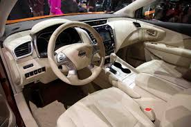 nissan murano interior car pictures