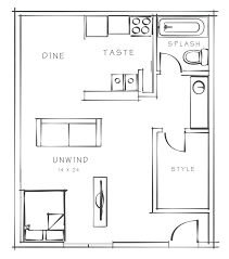 floor plans u2013 flats on 12