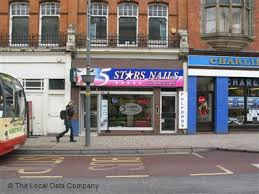 5 star nails on lichfield street nail salons in city centre