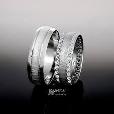 kamea svadobne obrucky platinum wedding rings 12 114 pt kamea