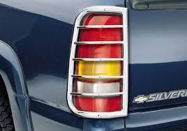 chevy silverado tail lights westin chevy silverado sportsman tail light guards autotrucktoys com