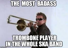 Trumpet Player Memes - image tagged in hawkeye imgflip