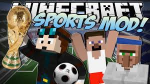 minecraft sports stadium sports mod 1 7 10 football basketball tennis baseball