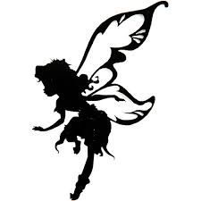 9 images printable fairy silhouette free fairy diy