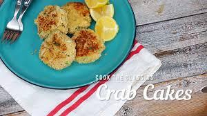 classic crab cakes recipe myrecipes