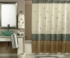 Shower Curtain Bathroom Sets Modern Shower Curtains That Easy To Wash Decor Homes