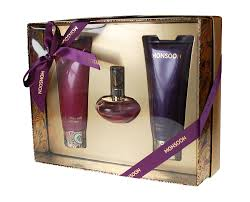monsoon gift set includes eau de toilette 30ml body cream 100ml
