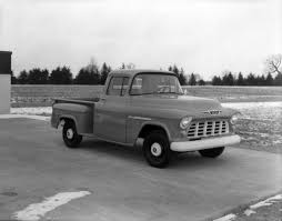 1955 u002758 chevy cameo the world u0027s first sport truck