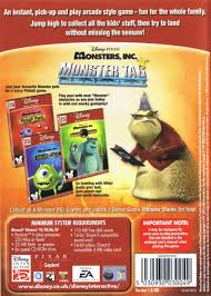 disney u2022pixar monsters monster tag 2002 macintosh box cover