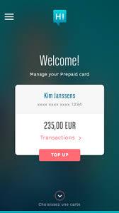 hello prepaid card hello bank prepaid on the app store