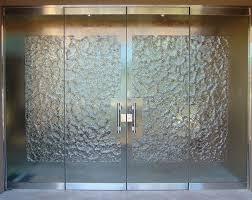 frameless glass doors glass stone sans soucie art glass