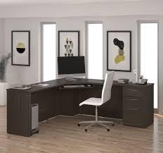 Costco File Cabinet Furniture Bestar Hampton Corner Workstation Perfect For Your