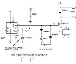 555 simple hho pwm controller