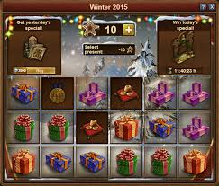 winter event forge of empires forum