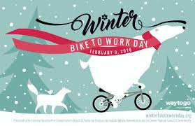 events winter bike to work day