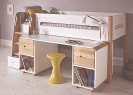 Desk With Bed 26 Best High Sleeper Beds With Big Desk Images On Pinterest High