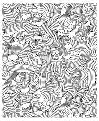 papier peint a colorier zen anti stress a imprimer arcs en ciel anti stress u0026 art