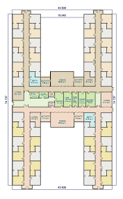 House Plans With Dual Master Suites 15 Two Master Suite House Plans At Coolhouseplanscom Nursing Home