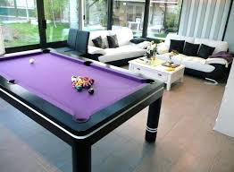 Dining Room Pool Table Combo Dining Tables Fascinating Combination Pool Table Dining Room