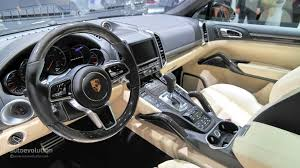 Porsche Cayenne Suv - 2015 porsche cayenne turbo 0 60 interior porsche cayenne turbo