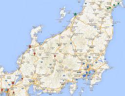 Sea Of Japan Map Japan Trip Itinerary U2013 Chapter 4 Chūbu Tabimonogatari 旅物語
