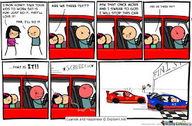 Race Car Meme - this is what happens when dad is a race car driver by puppylover56