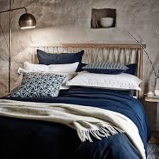 bed linen interesting dark blue bed linen plain blue bedding