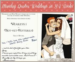 wedding book quotes monday quotes books with weddings lit rocks