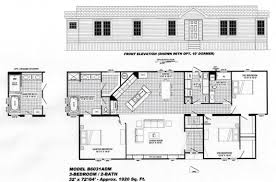 modern bungalow floor plans home design indian style small house