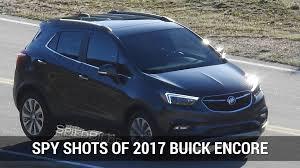 2018 buick enclave slims down for spy shots autoblog