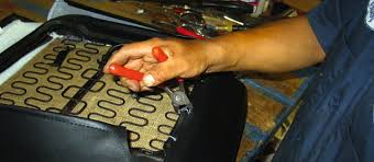 Upholstery Doctor St George How Did You Learn Auto Upholstery
