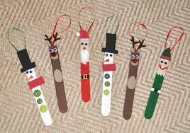 diy popsicle stick ornaments barone