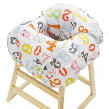 Baby High Chair Cover Protect Your Baby From Germs With Infantino U0027s Cloud Shopping Cart