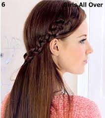 easy to do hairstyles at home for long hair new hair style