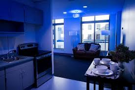 Nursing Home Lighting Design by The Well Living Lab Attempts To Connect Human Health With