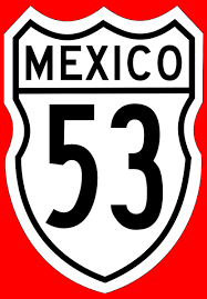 Mexican Federal Highway 53