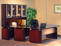 executive u shaped desk with hutch all about house design most
