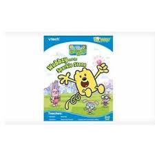 buy vtech bugsby reading system book wow wow wubbzy cheap