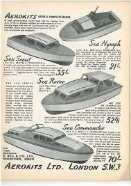 Radio Control Model Boat Magazine Sea Rover Kit U0026 Product Reviews
