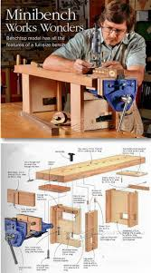 Woodworking Bench Top Plans by 25 Best Woodworking Workbench Ideas On Pinterest Workbench