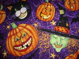 halloween fabric images reverse search