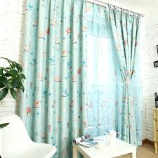 Baby Curtains Nursery Curtains Patterned Yellow And White Blackout Curtains