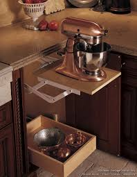Best Place For Kitchen Cabinets Small Appliance Trends Spicing Up Kitchens With Color U0026 Style