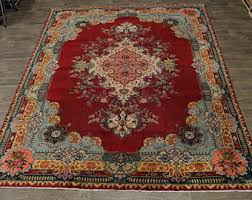 Signed Persian Rugs Rugs 10x12 Etsy